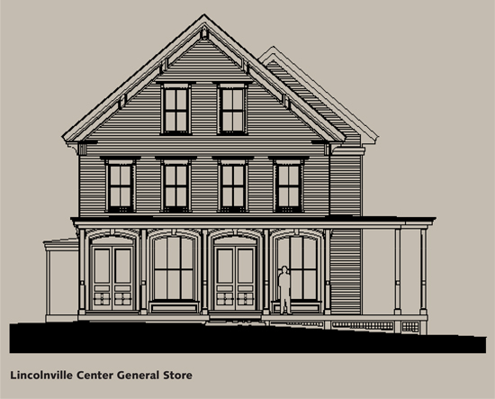 Current Project - Lincolnville General Store